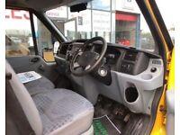 LOOK NO VAT !!! DIESEL !!! 2010 60 FORD TRANSIT 2.2 300 LR 1D 115 BHP **** GUARANTEED FINANCE ****
