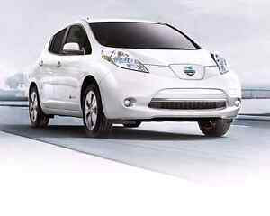 leaf 2015 avec chargeur 6kwh.