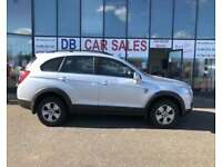 2011 60 CHEVROLET CAPTIVA 2.0 LS VCDI 5D 148 BHP***GUARANTEED FINANCE***PART EX WELCOME***