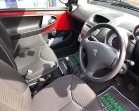 IDEAL FIRST CAR !! 2014 63 PEUGEOT 107 1.0 ACTIVE 3D 68 BHP **** GUARANTEED FINANCE **** PART EX WEL