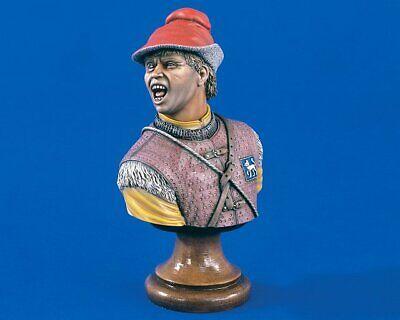 Verlinden 200mm 1/9 Medieval Soldier circa 1460 Bust [Resin Figure Model] 1630