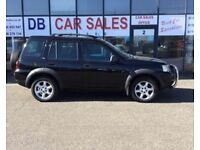2005 05 LAND ROVER FREELANDER 1.8 1.8 XEI STATION WAGON 5D 110 BHP***GUARANTEED FINANCE***PART EX***