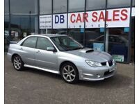 2007 07 SUBARU IMPREZA 2.5 WRX TURBO 4D 227 BHP **** GUARANTEED FINANCE **** PART EX WELCOME