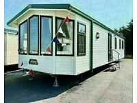 Cheap static caravan for sale, Sited in Essex Cheap site fees for 3 years, Beach Access