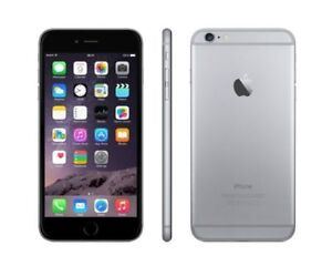 Apple iPhone 6 A1549 16GB Space Gray Smartphone from Fido_