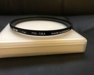 72mm to 77mm Lens Step-Up Ring B+W