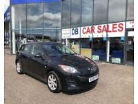 DIESEL !! 2009 59 MAZDA 3 1.6 TS2 D 5D 109 BHP **** GUARANTEED FINANCE **** PART EX WELCOME