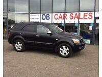 DIESEL ! AUTOMATIC ! 2007 07 KIA SORENTO 2.5 XT 5D AUTO 168 BHP ** GUARANTEED FINANCE ** PART EX WEL