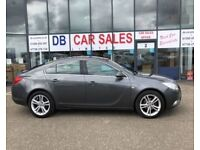 DIESEL !! 2010 60 VAUXHALL INSIGNIA 2.0 SRI CDTI 5D 158 BHP *** GUARANTEED FINANCE *** PART EX WEL