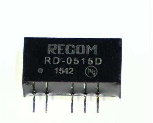 I//O Isolation 1KV IGBT Driver Recom RD-0515D 2W DC-DC Converter 5V to ±15V DC