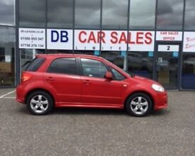 2010 10 SUZUKI SX4 1.6 AERIO 5D 118 BHP **** GUARANTEED FINANCE **** PART EX WELCOME