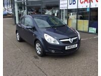 2010 10 VAUXHALL CORSA 1.2 ENERGY 3D 83 BHP***GUARANTEED FINANCE***PART EX WELCOME***
