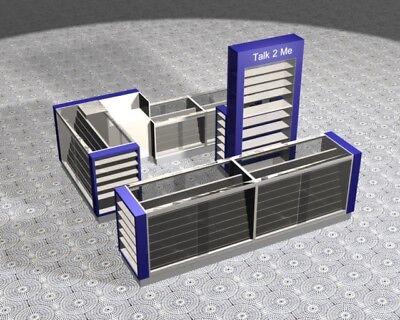 Mall Kiosk Cellular Accessories