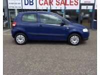 2008 58 VOLKSWAGEN FOX 1.2 URBAN 6V 3D 54 BHP **** GUARANTEED FINANCE **** PART EX WELCOME