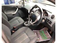 AUTOMATIC !! 2010 10 FORD FIESTA 1.4 ZETEC 16V 5D AUTO 96 BHP **** GUARANTEED FINANCE **** PART EX