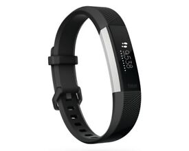 Brand new Fitbit Alta HR Fitness Small Wrist-Black