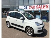 2013 63 FIAT PANDA 1.2 LOUNGE 5D 69 BHP***GUARANTEED FINANCE***PART EX WELCOME***