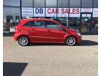 DIESEL !! 2008 58 MERCEDES-BENZ B-CLASS 2.0 B200 CDI SPORT 5D 140 BHP *** GUARANTEED FINANCE ***
