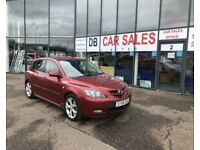 2008 58 MAZDA 3 2.0 SPORT 5D 150 BHP **** GUARANTEED FINANCE **** PART EX WELCOME