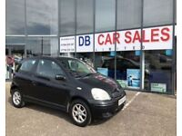 ONLY 55K MILES !!! 2005 55 TOYOTA YARIS 1.3 COLOUR COLLECTION VVT-I 3D 86 BHP * GUARANTEED FINANCE *