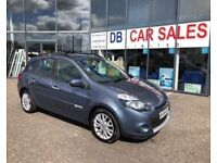 2009 59 RENAULT CLIO 1.1 DYNAMIQUE TCE 5D 101 BHP***GUARANTEED FINANCE***PART EX WELCOME***