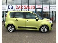 DIESEL !! 2010 59 CITROEN C3 PICASSO 1.6 PICASSO VTR PLUS HDI 5D 90 BHP ** GUARANTEED FINANCE **