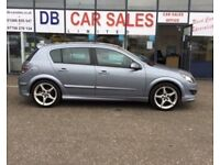 2008 08 VAUXHALL ASTRA 1.8 SRI XP 5D 138 BHP **** GUARANTEED FINANCE **** PART EX WELCOME