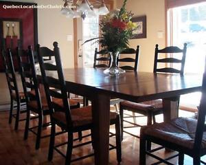 Grand condo 4 chambres- Disponibilités sur semaine - Mont Sutton