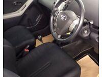 2006 56 TOYOTA YARIS 1.3 T3 VVT-I MM 3D AUTO 86 BHP***GUARANTEED FINANCE***PART EX WELCOME***