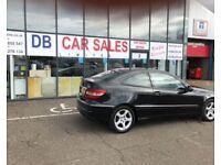 DIESEL ! AUTOMATIC ! 2008 MERCEDES-BENZ CLC CLASS 2.1 CLC220 CDI SE 3D AUTO 150 BHP * GUARANTEED FIN