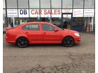 2009 59 SKODA OCTAVIA 2.0 VRS TDI CR DSG 5D AUTO 170 BHP***GUARANTEED FINANCE***PART EX WELCOME***