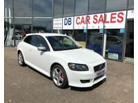 2009 58 VOLVO C30 1.6 SPORT 3D 100 BHP **** GUARANTEED FINANCE **** PART EX WELCOME