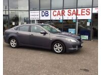 2008 08 MAZDA 6 2.0 TS 5D 145 BHP **** GUARANTEED FINANCE **** PART EX WELCOME