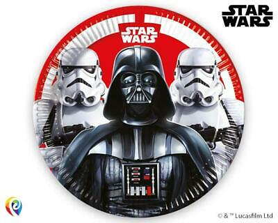 Star Wars Party Supplies Clearance (CLEARANCE Stars Wars Final Battle Paper Party Dinner Plates x)