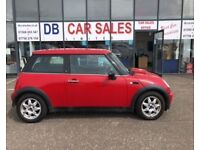 2006 56 MINI HATCH ONE 1.6 ONE SEVEN 3D 89 BHP **** GUARANTEED FINANCE **** PART EX WELCOME