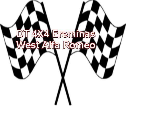 DT 4X4 Ereminas West Alfa Romeo