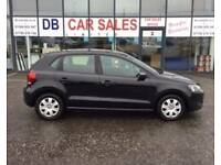 ONLY 38K MILES !!! 2011 11 VOLKSWAGEN POLO 1.2 S A/C 5D 70 BHP **** GUARANTEED FINANCE ****