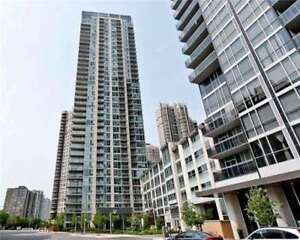 Furnished 1 Bedroom Condo in Square One Mississauga @2100/Month