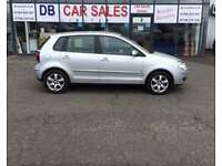 DIESEL !! £30 ROAD TAX !! 2009 09 VOLKSWAGEN POLO 1.4 MATCH TDI 5D 68 BHP **** GUARANTEED FINANCE **