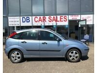 2005 05 FORD FOCUS 1.6 EDGE 5D 100 BHP****GUARANTEED FINANCE****PART EX WELCOME****