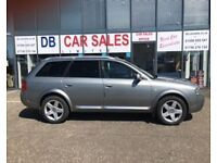 DIESEL !! AUTOMATIC !! 2005 55 AUDI A6 2.5 ALLROAD TDI QUATTRO 5D 177 BHP *** GUARANTEED FINANCE **