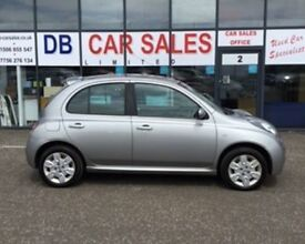 2008 58 NISSAN MICRA 1.2 ACENTA 5D 80 BHP **** GUARANTEED FINANCE **** PART EX WELCOME