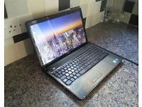 "Dell Studio 1564 15.6""LAPTOP, FAST CORE i3, 4GB, 250GB, WIFI, WEBCAM, HDMI, DVDRW, OFFICE, FIREWALL"
