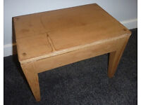 Wooden Stool (possible DIY project)