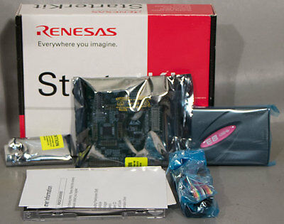 New Renesas R0k521256s000be R8c25 Mcu 16-bit Evaluation Starter Kit