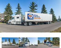 LONG DISTANCE MOVES. AB, BC,SK,MT,ON + car shipping