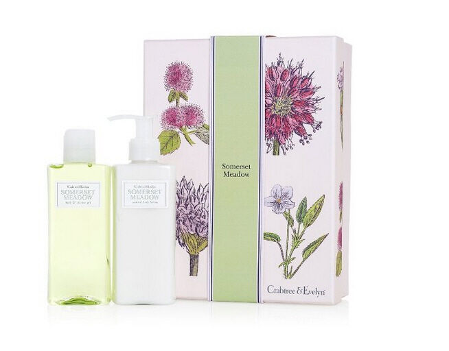 Crabtree & Evelyn Somerset Meadow Duo Gift Box