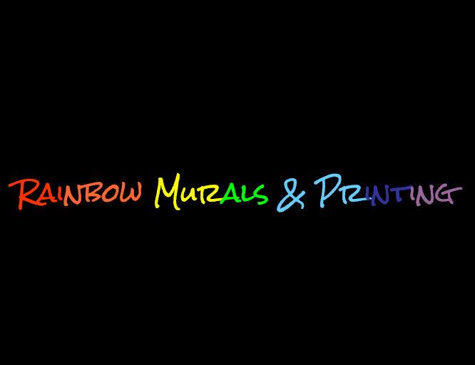 Rainbowmurals