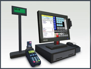 Advanced DCS  POS system with low budget