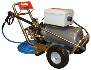 Dynablast A1904E17HSS Electric Hot Water Pressure Washer for sal